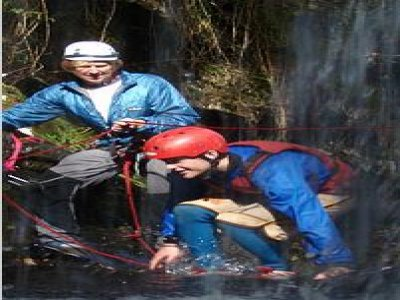 Gateway Outdoors Canyoning