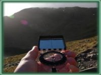Learn how to utilise a compass in a real life situation