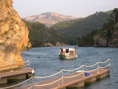 Cofrentes Turismo Activo Paseos en Barco