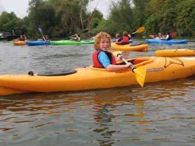 Surrey Canoe Club Canoeing