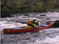 Tackle white water rivers
