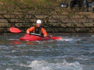 Surrey Canoe Club Kayaking
