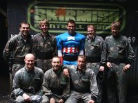 Superman Stag Do