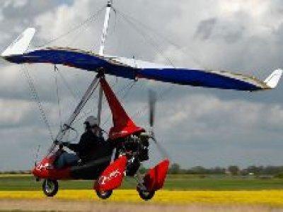 AAA Microlight Flight Training