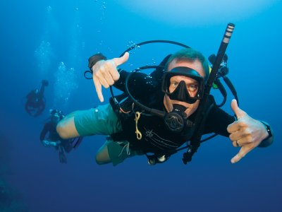 Mad About Scuba