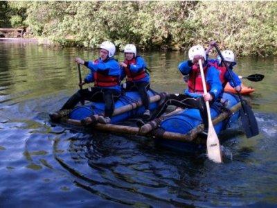 Activities in Snowdonia Rafting