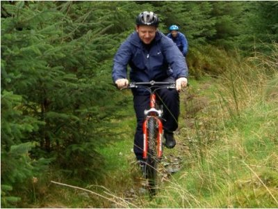 Activities in Snowdonia Mountain Biking