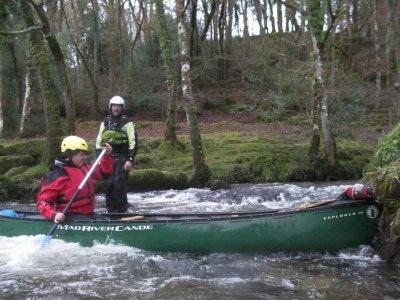 West Somerset Adventures Canoeing