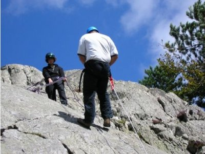 Activities in Snowdonia Abseiling