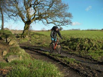 West Somerset Adventures Mountain Biking