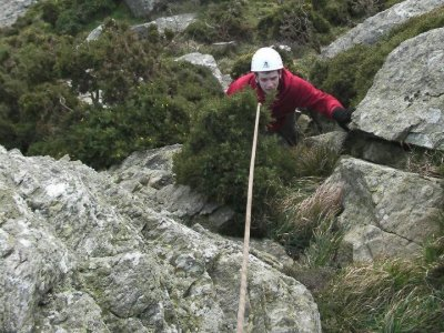West Somerset Adventures Abseiling