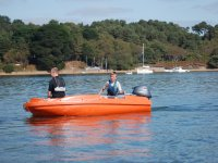 Introduction to Powerboating at Brownsea