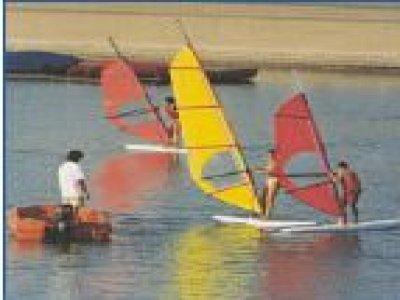 Canal Olímpic de Catalunya Windsurf