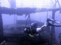 Stunning wreck dives