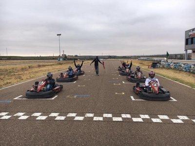 Circuito ER71 Team Building