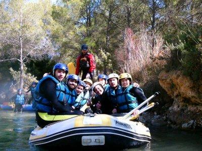 Ruting Rafting