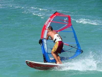 Ruting Windsurf
