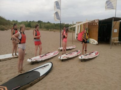 Windsurf Pals Paddle Surf