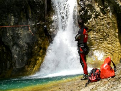 Canyoning in Montserrat