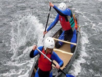 Up 4 It Outdoors Mentro Mor A Mynydd Canoeing