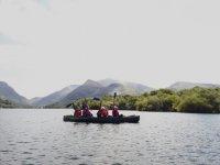 Horray for canoeing!
