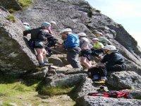 Group climb