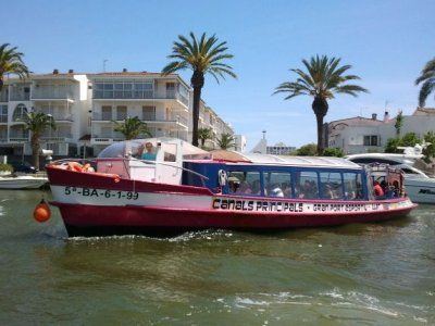 Los Barkitos Marina Ferry