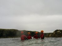 Coasteering with friends