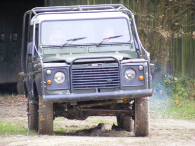 Leisure Pursuits 4x4 Routes