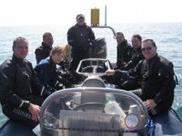 Join the crew at Dive Jersey