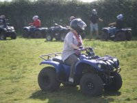 Quad biking fun