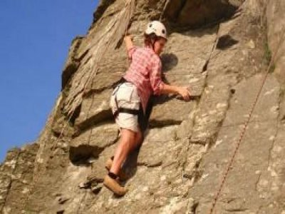 Active Adventure South West Climbing
