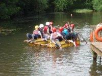 A successful raft