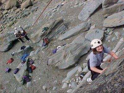 Arthog Outdoor Education Centre Climbing