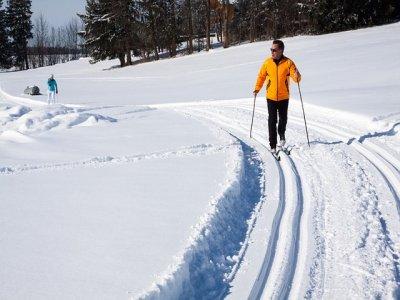 Esqui de Fondo Valle de Pineta