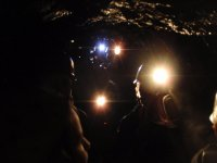 Subterranean adventure