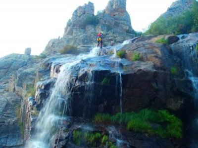 Canyoning Ventano del Diablo and accommodation