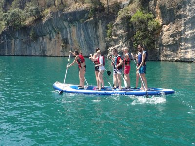 Stand up paddle surfing + accomodation & breakfast
