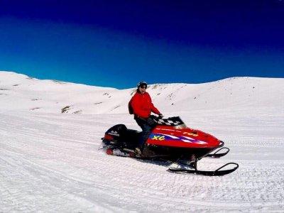 Motos de Nieve y Quads Motos de Nieve