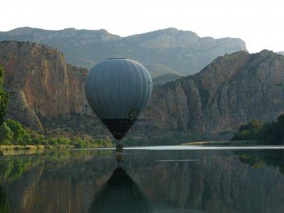 Balloon Ride in Costa Brava-Alt Emporda + Pics
