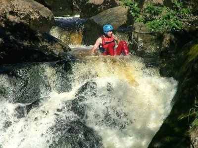 High Adventure Outdoor Education Centre Canyoning
