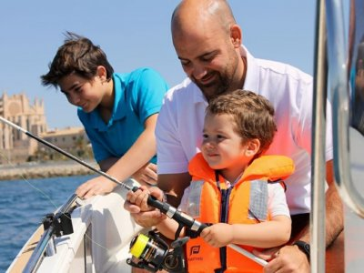 Mallorca Boat Break Pesca