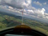 Launching by aerotow