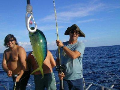 Pesca de Altura y Cruceros Foramando
