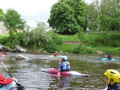 High Adventure Outdoor Education Centre Kayaking