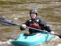 Dealing with some exciting rapids