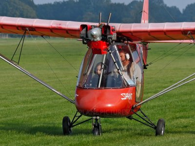 VoliAmo Flying School Sussex Microlight
