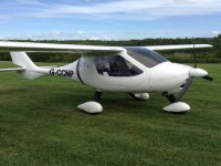 Aircraft at VoliAmo Flying School Sussex Microlight