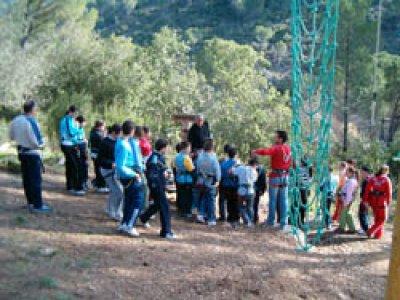 Eco Parque Aventura Tirolina