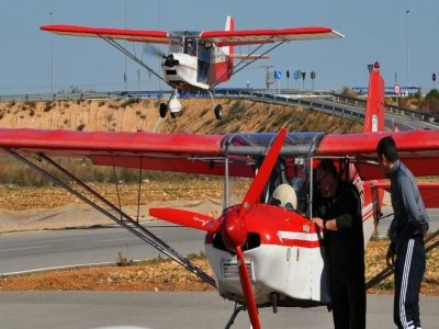 Intensive Introduction Course to Microlight